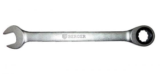 цена на Ключ BERGER BG1107 трещоточный 24мм