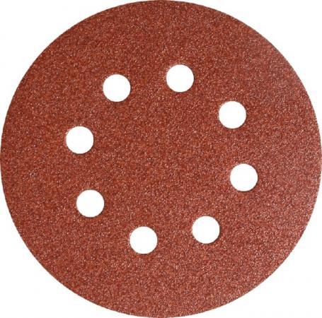 Круг шлиф. цепл. KLINGSPOR PS 18 EK 125 P60 (270337) 125мм P60 8отв. древесина, пластмассы (GLS 5)