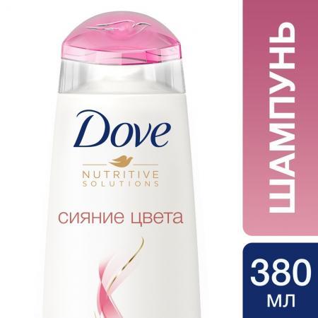 Шампунь Dove Hair Therapy: Сияние цвета 380 мл 67260343 шампунь сухой hair therapy refresh care dove 200 мл