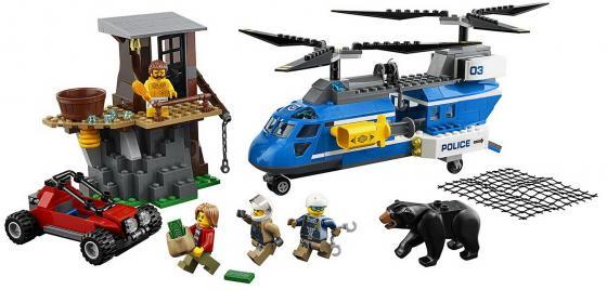 Конструктор LEGO Погоня в горах 303 элемента