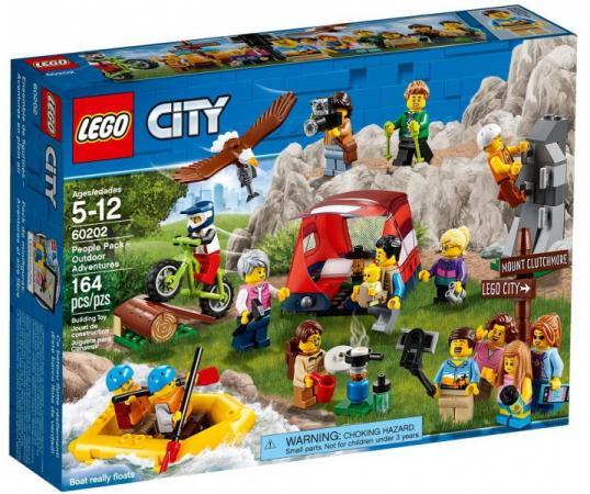 Конструктор LEGO City 164 элемента конструктор city lego lego mp002xb00857