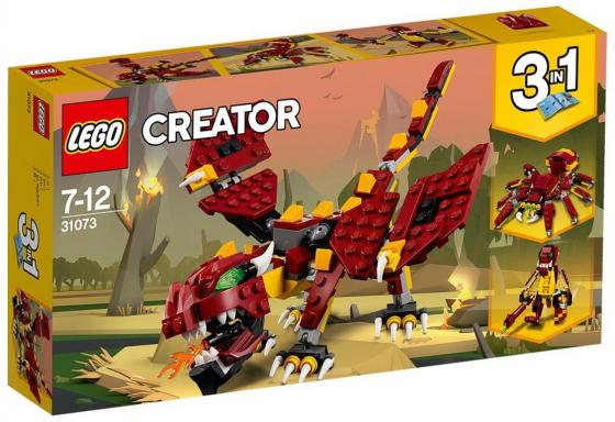 Конструктор LEGO Мифические существа 223 элемента ван луся демчева н в бежко л а китайский язык 7 класс рабочая тетрадь в 2 х частях часть 1