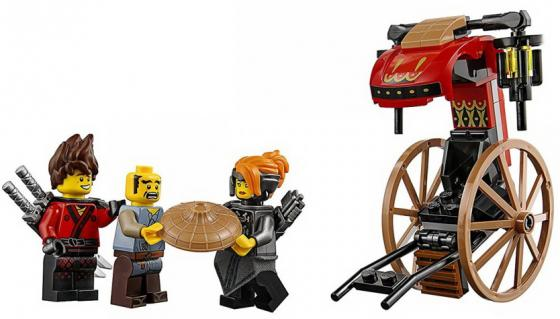Конструктор LEGO Нападение пираньи 217 элементов lego конструктор lego ninjago 70629 нападение пираньи