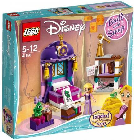 Конструктор LEGO Спальня Рапунцель в замке 156 элементов lego lego disney princesses 41068 праздник в замке эренделл