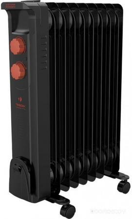 Масляный радиатор Timberk TOR 21.1206 BCL 1200 Вт чёрный tor pa 600 1200