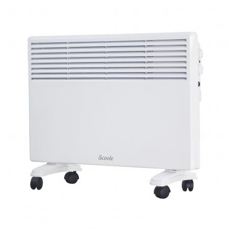 Конвектор Scoole SC HT CM3 1500 WT 1500 Вт белый конвектор scoole sc ht cm2 2000