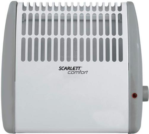 Конвектор Scarlett SCA H VER6 500 500 Вт серый конвектор adax norel pm 05 kt 500 вт
