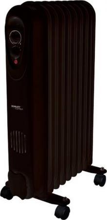 Масляный радиатор Scarlett SC 21.2009 S3B 2000 Вт чёрный samsung sc4520 s3b