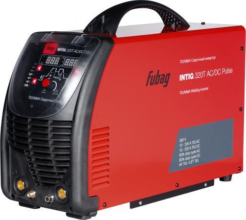 Инвертор сварочный INTIG 320 T AC/DC PULSE (38431) + горелка FB TIG 18 5P 4m (38042) + модуль охлажд сопло керамическое для газовой линзы 8 ф12 5 fb tig 17 18 26 10 шт