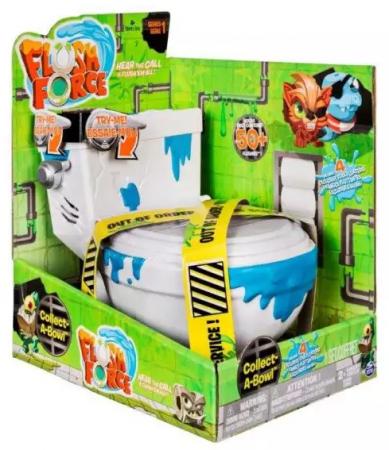 Набор фигурок Spin Master туалет-коллектор игровые наборы профессия spin master тематическая игра spin master шпионский микрофон