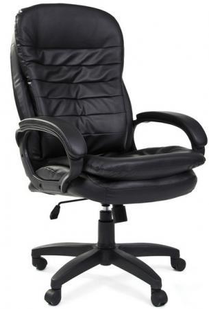 Офисное кресло Chairman 795 LT Россия PU черный [7014616]