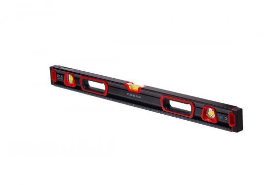 Уровень ADA TITAN 80 PLUS 800мм 0.5мм/м 3 глазка противоударный уровень ada titan 1200