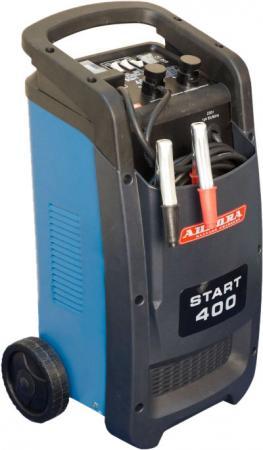 Устройство пуско-зарядное AURORA START 400 BLUE 1600Вт 40/700Ач 450А 15.4кг florentia фотоальбом кожаный aurora 33 х 33 60 листов florentia al33617001