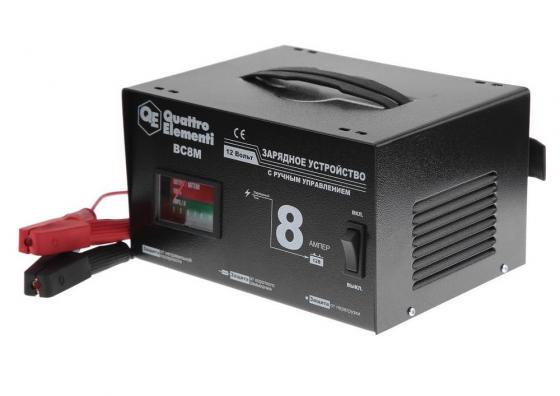 цены Зарядноеустройство QUATTROELEMENTI770-087BC8M (12В,8А)
