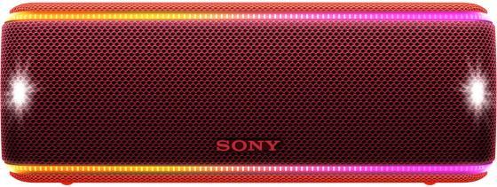 Колонка порт. Sony SRS-XB31 красный 30W 2.0 BT/3.5Jack 30м (SRSXB31R.RU2) колонка sony srs xb31 blue