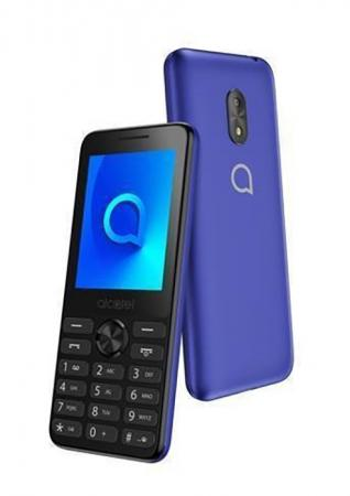"""Мобильный телефон Alcatel 2003D синий 2.4"""" цена и фото"""