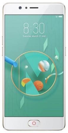 "Смартфон ZTE Nubia M2 золотистый 5.5"" 64 Гб LTE Wi-Fi GPS 3G Bluetooth"