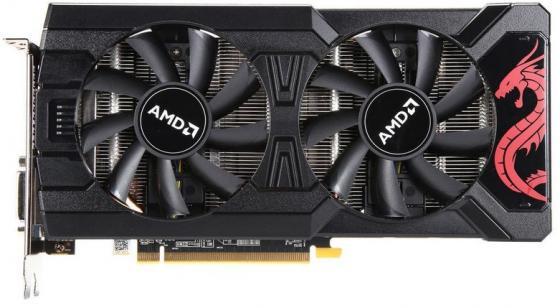 Купить Видеокарта PowerColor Radeon RX 570 AXRX PCI-E 8192Mb GDDR5 256 Bit Retail AXRX 570 8GBD5-3DHD/OC