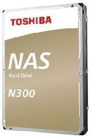 """Жесткий диск Toshiba SATA-III 10Tb HDWG11AUZSVA NAS N300 (7200rpm) 256Mb 3.5"""" Bulk цена и фото"""