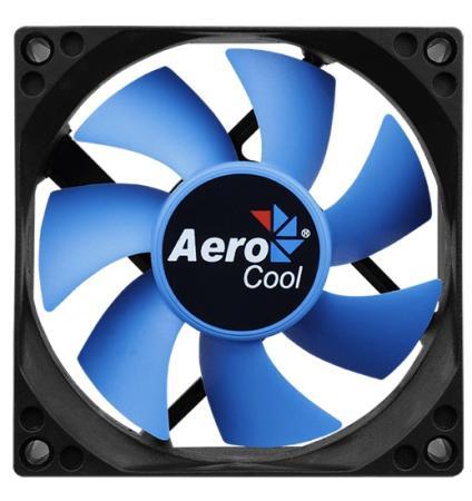 цена на Вентилятор Aerocool Motion 8 Plus 80x80mm 3-pin 4-pin(Molex)25dB 90gr Ret