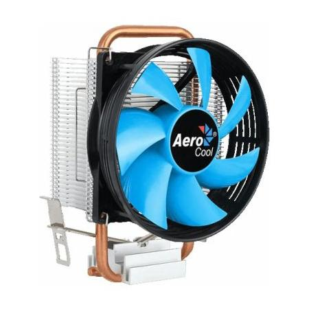Устройство охлаждения(кулер) Aerocool Verkho 1-3P Soc-FM2+/AM2+/AM3+/AM4/1150/1151/1155/ 3-pin 28dB Al+Cu 100W 280gr Ret thermalright le grand macho rt computer coolers amd intel cpu heatsink radiatorlga 775 2011 1366 am3 am4 fm2 fm1 coolers fan