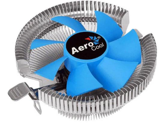 Устройство охлаждения(кулер) Aerocool Verkho A-3P Soc-FM2+/AM2+/AM3+/AM4/ 3-pin 29dB Al 100W 230gr Ret verkho a