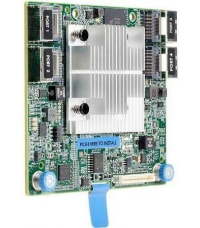 Контроллер HPE Smart Array P816i-a SR Gen10 (804338-B21) контроллер hpe smart array p816i a sr gen10 804338 b21