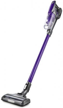 Вертикальный пылесос KITFORT KT-534-3 сухая уборка фиолетовый вертикальный пылесос kitfort кт 539 сухая уборка чёрный голубой