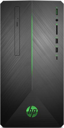 Компьютер HP Pavilion Gaming 690-0009ur AMD Ryzen Ryzen 7 2700 16 Гб 1Tb + 256 SSD Radeon RX 580 8192 Мб DOS 4JY82EA компьютер