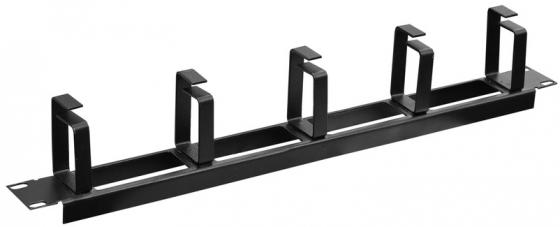 Кабельный органайзер 19, чёрный горизонтальный 1U, с отверстиями, NT CO-HO B кабельный органайзер 19 чёрный горизонтальный 1u nt co h b