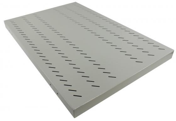 """Полка 19"""" повышенной грузоподъемности, серая L=750 мм, NT SSt2-750 G"""