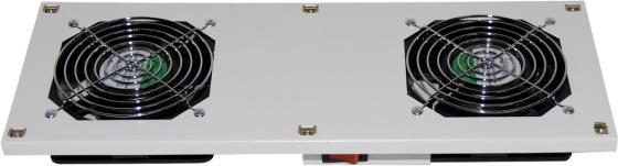 Модуль вентиляторный в крышу, серый, 2 вентилятора, с термореле, NT ROOFFAN-Т G стоимость