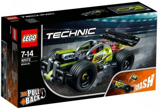 Конструктор LEGO Зеленый гоночный автомобиль 135 элементов конструктор bauer автомобиль 282