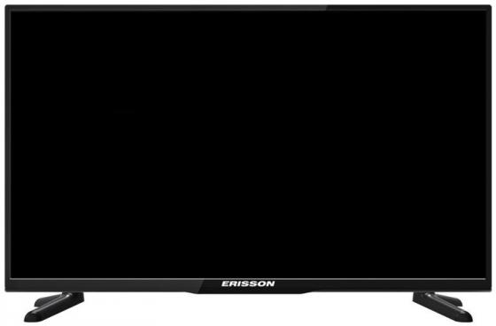 Телевизор LED 32 Erisson 32LEA28T2 Черный, HD Ready, DVB-T2, HDMI, USB led телевизор erisson 32 les 78 t2w