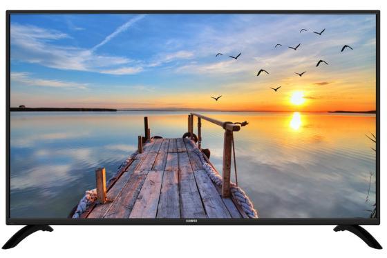 Телевизор Harper 50U660TS LED 50 Black, 16:9, 3840x2160, Smart TV, 300 кд/м2, 120000:1, USB, 3xHDMI, AV, SCART, Wi-Fi, RJ-45, DVB-T, T2, C, S, S2