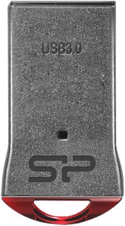 Фото - Флеш Диск Silicon Power 16Gb Jewel J01 SP016GBUF3J01V1R USB3.1 серебристый/красный флеш диск silicon power 16gb jewel j01 sp016gbuf3j01v1r usb3 1 серебристый красный