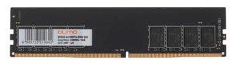 Оперативная память 16Gb (1x16Gb) PC4-19200 2400MHz DDR4 DIMM CL16 QUMO QUM4U-16G2400P16