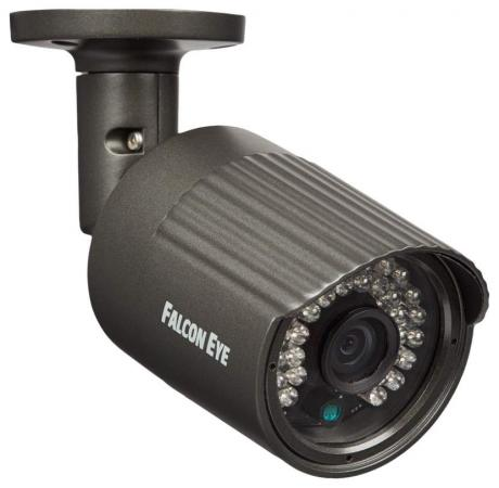 "купить Камера IP Falcon EYE FE-IPC-BL200P CMOS 1/2.8"" 3.6 мм 1920 x 1080 H.264 RJ45 10M/100M Ethernet PoE черный онлайн"