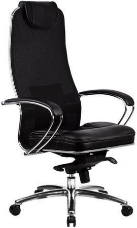 """Кресло """"Samurai SL-1.02"""" Черный плюс"""