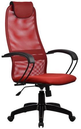 Кресло BP-8 PL № 22 сетка, красный