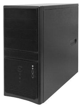 Midi Tower InWin EC-021BL w/o PSU Black U2*2+A(HD) ATX [6121205] w o a road show 2003
