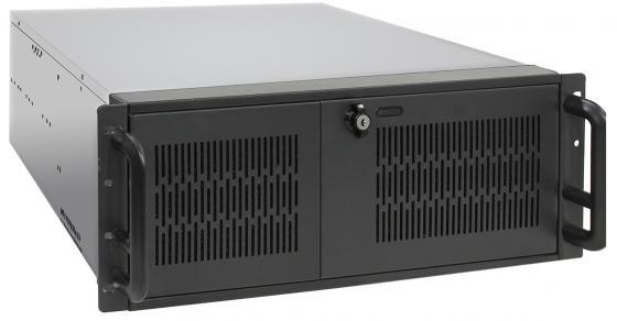 "Exegate EX248519RUS Серверный корпус Exegate Pro 4U650-010/4U4139L <RM 19"", высота 4U, глубина 650, БП 800ADS,  USB>"