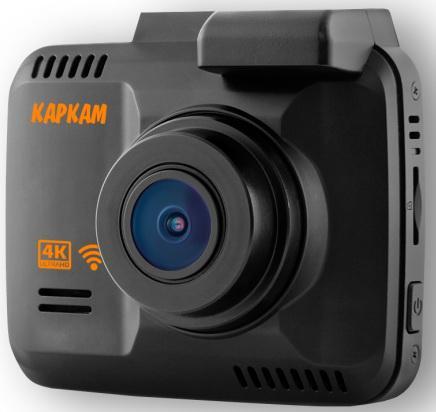 КАРКАМ M5 видеорегистратор автомобильный 4K Ultra HD обложка для автодокументов mitya veselkov красные маки