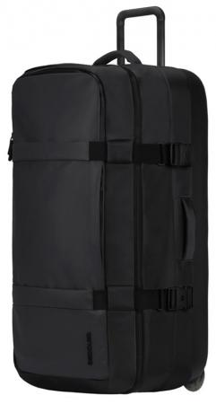 Чемодан для путешествий Incase TRACTO Roller Duffel L. Материал пластик, нейлон. Объем 142 л. Цвет черный.