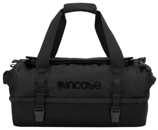Сумка-рюкзак Универсальная Incase TRACTO Split Duffel S нейлон черный INTR20045-BLK 25mm mens chain boys big curb link gunmetal tone 316l stainless steel bracelet charm bracelets for women