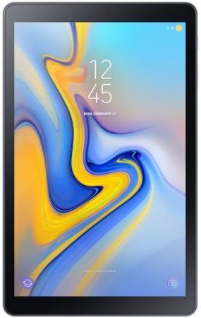 Планшет Samsung Galaxy Tab A SM-T595 10.5 32Gb Grey LTE Wi-Fi 3G Bluetooth Android SM-T595NZAASER смартфон samsung galaxy a8 2018 black sm a530f exynos 7885 2 2 4gb 32gb 5 6 2220x1080 16mp 16mp 8mp 4g lte 2sim android 7 1 sm a530fzkdser