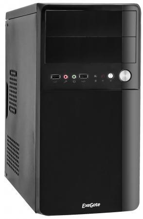 Купить со скидкой Корпус microATX Exegate BA-110 500 Вт чёрный EX261444RUS