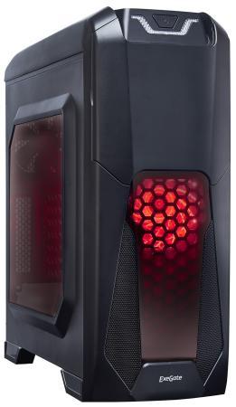 Корпус ATX Exegate EVO-8202 600 Вт чёрный EX270568RUS