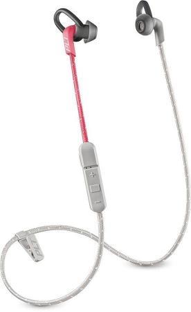 Наушники Plantronics BackBeat Fit 305 серый розовый