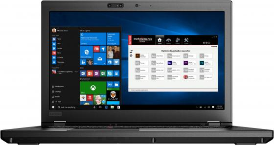 "Ноутбук Lenovo ThinkPad P52 15.6"" 3840x2160 Intel Core i7-8850H 512 Gb 16Gb nVidia Quadro P3200 6144 Мб черный Windows 10 Professional 20M9001JRT все цены"